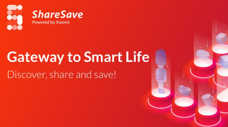 ShareSave allows for a place where Mi Fans connect.