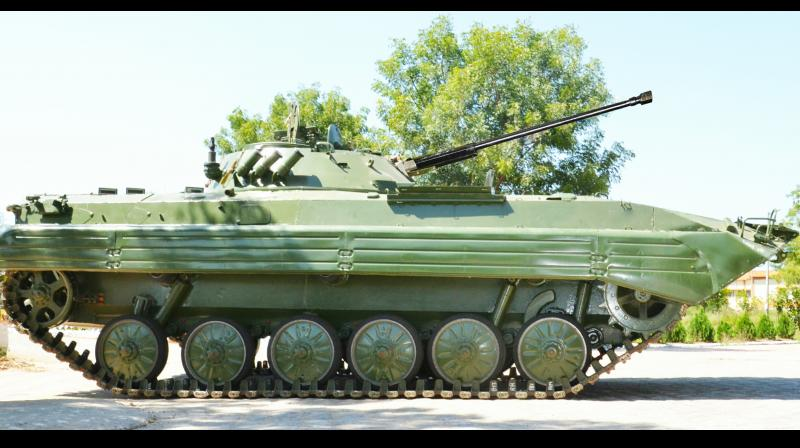 The Ordnance Factory (OF), at Medak in Telangana, which is under the state-run defence manufacturer, will build the upgraded version of BMP II