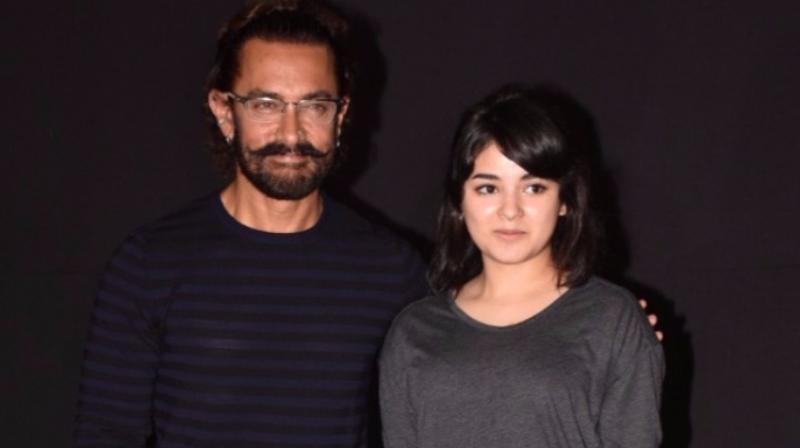 Aamir Khan is an actor and also a producer of Zaira Wasim starrer 'Secret Superstar.'