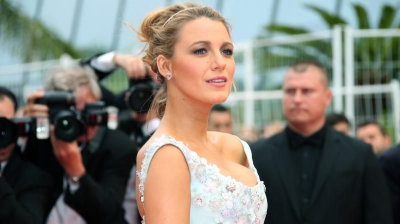 Blake Lively. (Photo: AP)
