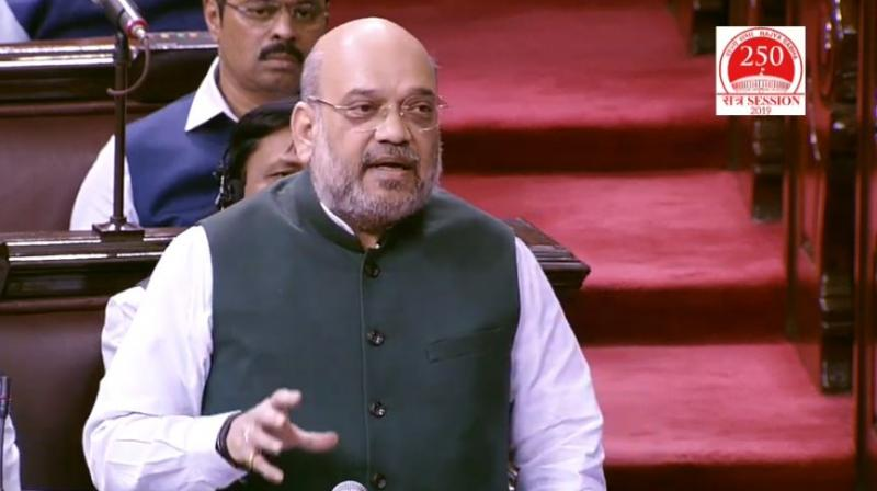 Shah recently conducted a review of the force at its headquarters here after which he directed that the lead internal security force of the country should devise a mechanism that enables it to keep its fighting blood fresh and lethal at all times. (Photo: File | ANI)