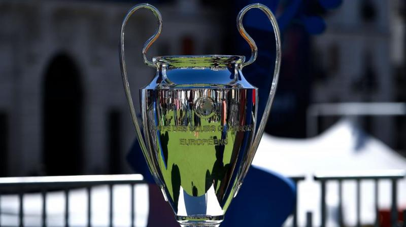 The draw produced two fascinating groups which should deliver a real battle for qualification with Barcelona facing Borussia Dortmund, Inter Milan and Slavia Prague in Group F.  (Photo: AFP)