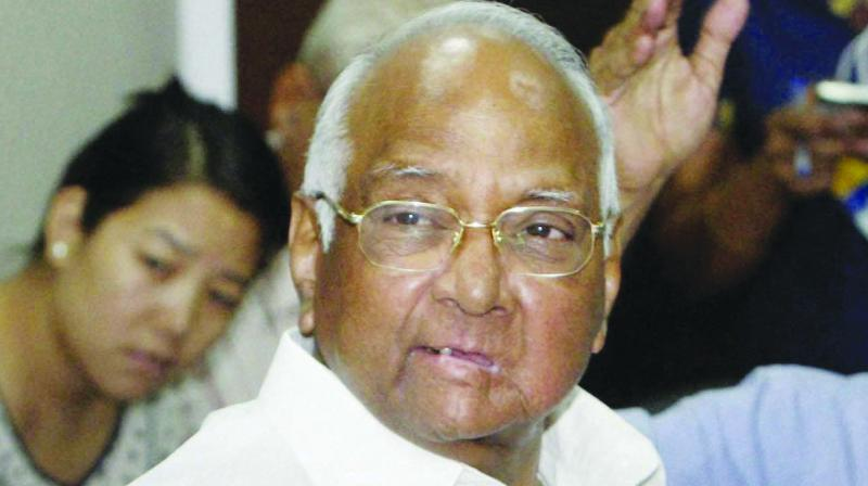 Party president Sharad Pawar is chairing the meeting in Mumbai. (Photo: File)
