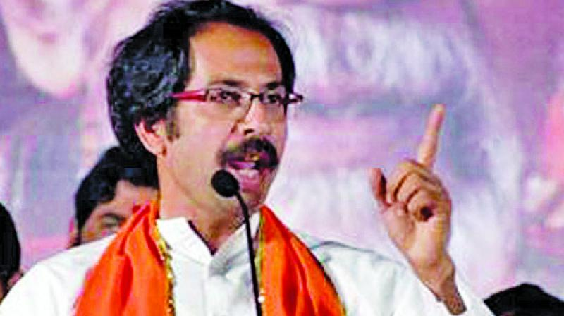 Uddhav Thackeray