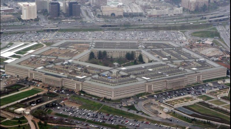The Pentagon later confirmed the Reuters report about aviation students and added the move would also affect infantry personnel and all other Saudi training, other than classroom training. Such coursework, which includes English-language classes, will continue. (Photo: File)