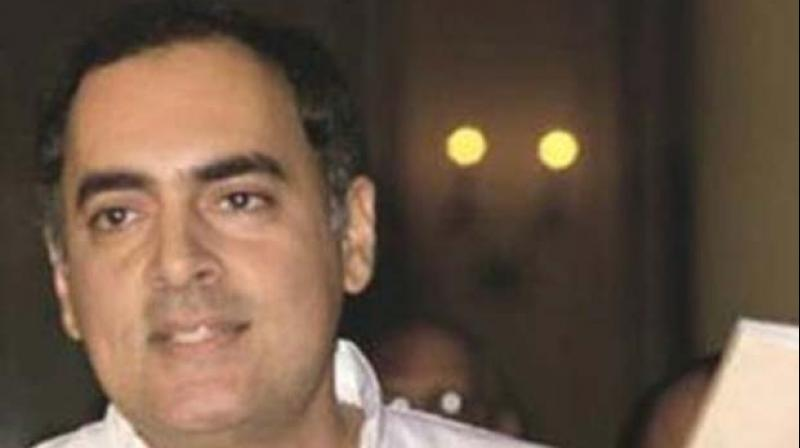 Rajiv Gandhi (Photo: AP/File)