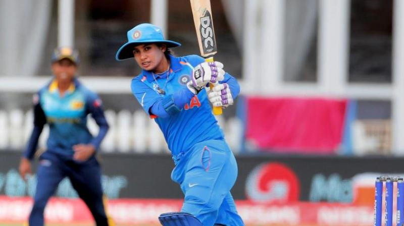 Interestingly, Indian women have played a total of 263 ODIs in their history and Mithali has been a part of 200 of them. (Photo: AP)