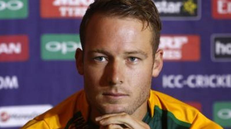 South Africa batsman David Miller said it is important to look after one's 'mental state' and he will pay a lot more attention to it. (Photo: AP)