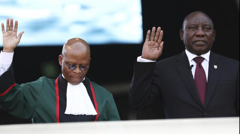 Ramaphosa was a successful businessman before re-entering the political arena. (Photo:AP)