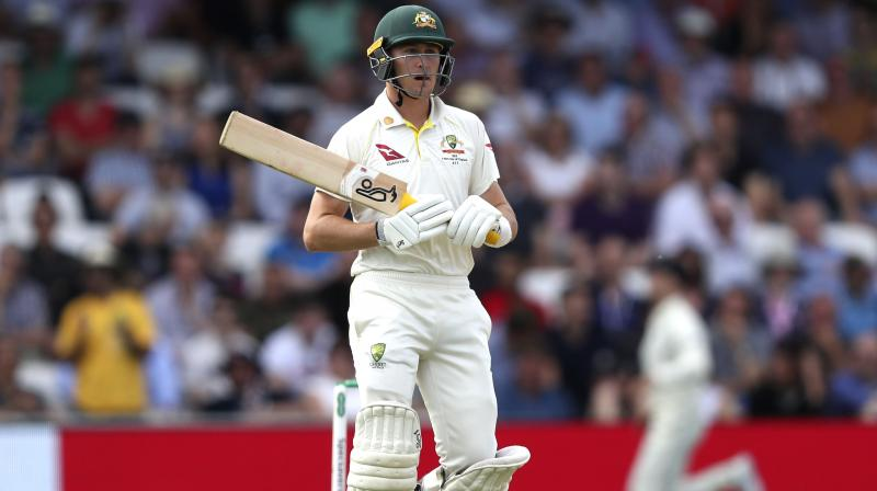 Australia's Marnus Labuschagne is trying to gain a good understanding of the Pakistani side as his side is going to face them in a two-match Test series. (Photo:AP)