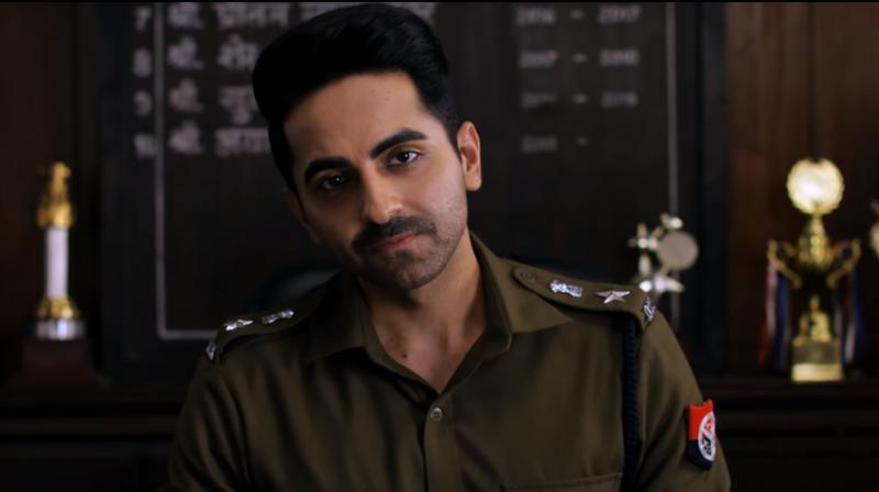 Screengrab of Article 15 short trailer featuring Ayushmann Khurrana. (Photo: YouTube/Zee Music Company)
