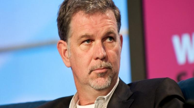 Reed Hastings (Twitter)