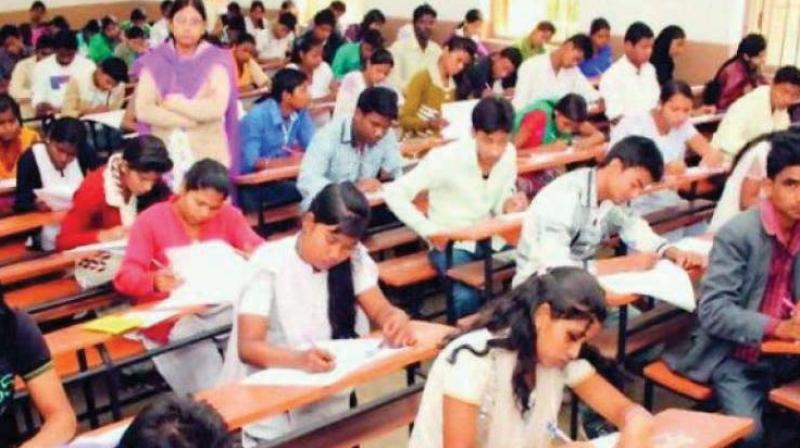 SSC or class 10 students, following the syllabus change, will have only one set of question papers, as opposed to the earlier four to prevent students from copying.
