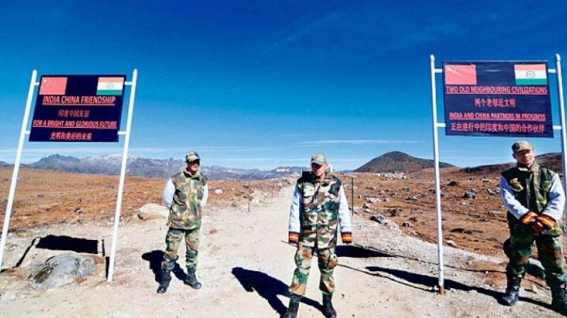 India also conveyed to the Chinese government that the road construction would represent a significant change of status quo with serious security implications for it. (Photo: PTI/Representational)