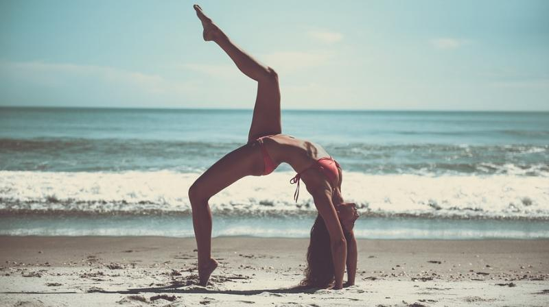 Certain yoga asanas are particularly helpful for a better sex life. It increases the body's flexibility, and boosts stamina. (Photo: Representational/Pixabay)