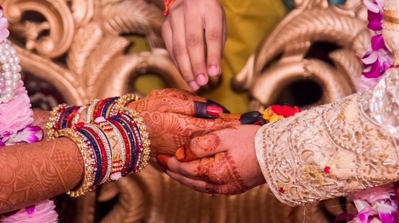 Last week, the Supreme Court heard a case of an inter-faith marriage from Chhattisgarh in which a Muslim man purportedly converted to Hinduism to marry a Hindu woman but retained his Muslim name on the marriage certificate. (Photo: Representational/Pixabay)