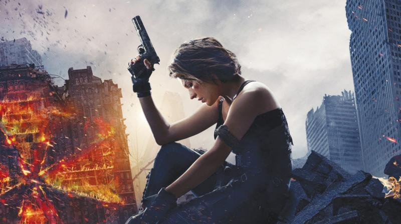 Resident Evil: The Final Chapter movie review— The cleansing