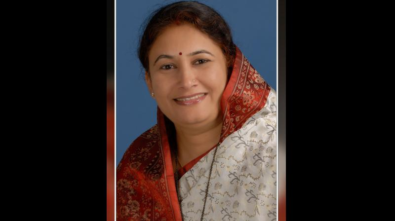 In a media briefing on Monday, Rajasthan Education Minister Kiran Maheshwari said that as the assembly elections were drawing nearer, the 'rats' were coming out of their holes. (Photo: Facebook)