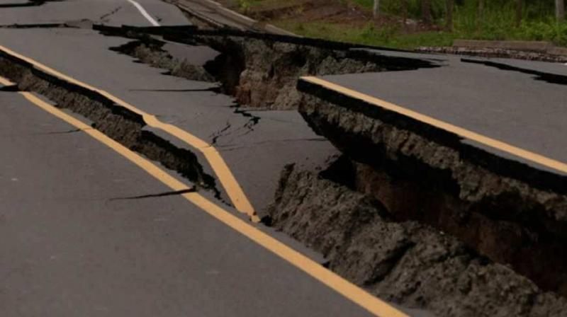 The quake struck about 12.50pm local time at a depth of 85 km (52 miles), according to the U.S. Geological Survey (USGS), and struck offshore 18 kms (11 miles) east-southeast of Wau.(Representational Image: AFP)