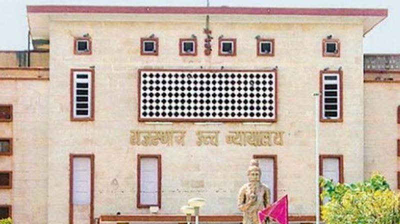 Rajasthan High Court (PTI)