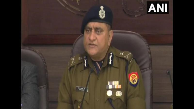'We are looking into this whole matter, but this is an unauthorized communication by SSP, its violation of service rules. IG Meerut is looking into it,' said Singh. (Photo: ANI)