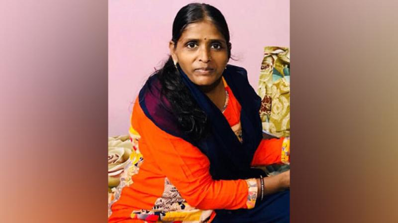 According to the family, her landlord Satish Pahwa accused Manju of stealing huge cash from the house, following which, the landlord thrashed her mercilessly. (Photo: ANI)