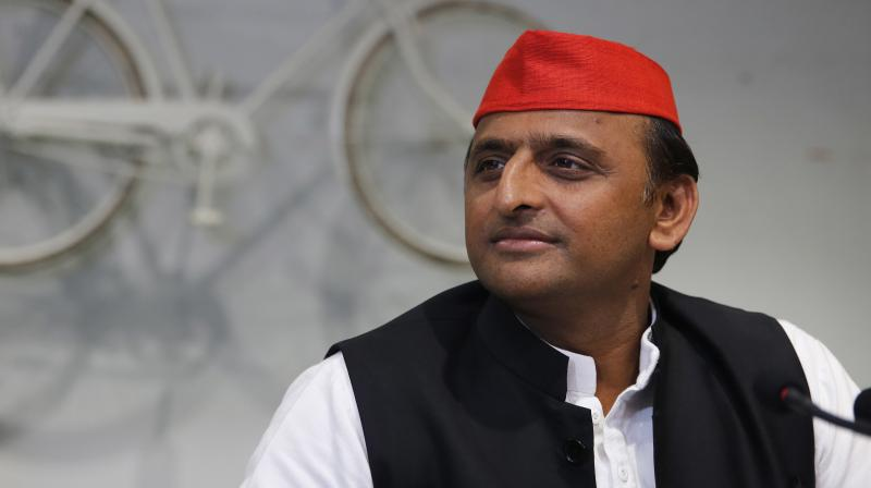 Akhilesh Yadav has denied charges of damaging the government bungalow he was staying in and accused the BJP-led state government of levelling 'false allegations' against him. (Photo: File | PTI)