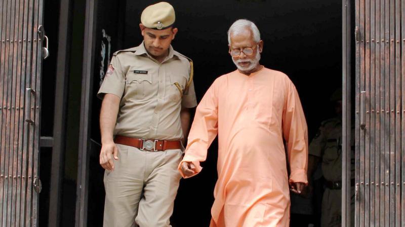 Swami Aseemanand (Photo: AP)