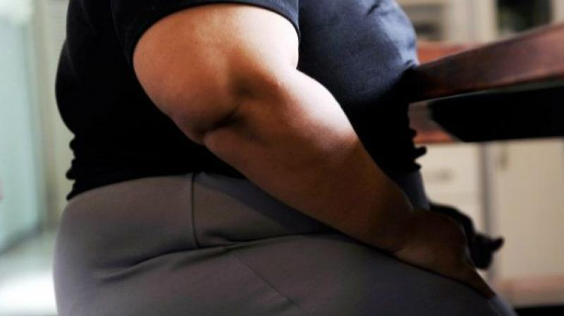 The patch can be used to burn off pockets of unwanted fat such as the 'love handles'.(Photo: Representational image)