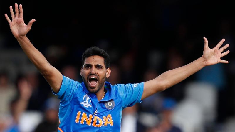 David Warner struggled during his 65 off 84 balls and Bhuvneshwar attributed it to proper planning by his team's bowlers. (Photo: AFP)