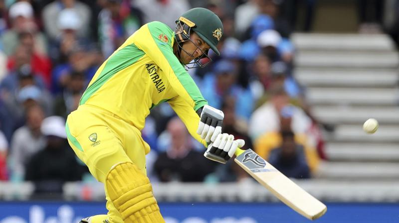 Australia needed 115 runs from the last 10 over and Carey, who came to bat at no. 7, said he still had hopes of chasing the total. (Photo: AP)