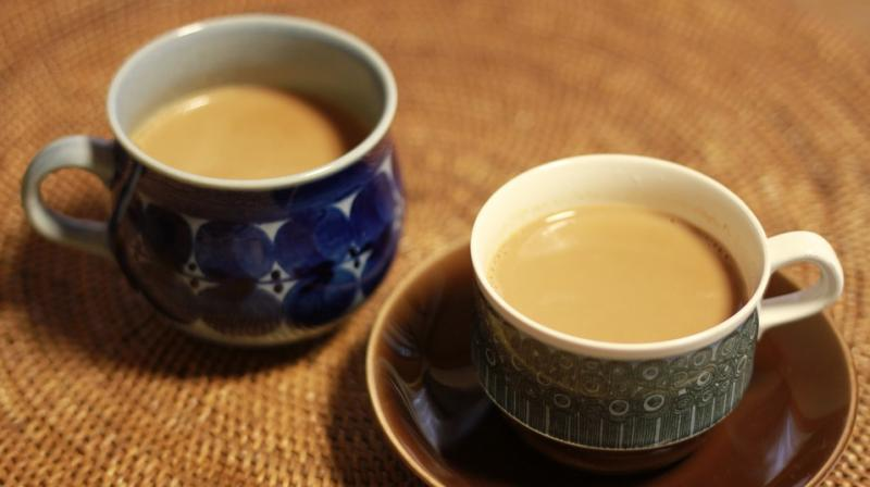 Unlike instant tea today, the beverage was traditionally brewed in a pot (Photo: Pixabay)