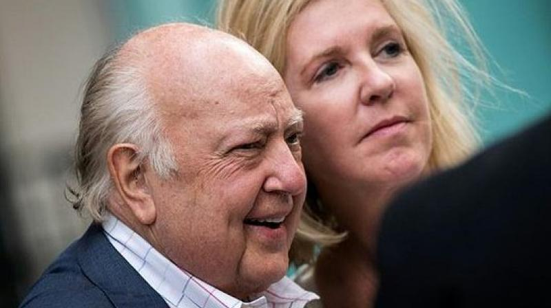 Roger Ailes, co-founder of Fox News (Photo: AFP)