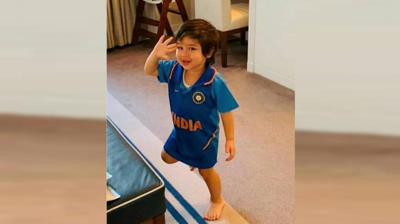 Taimur Ali Khan. (Photo: Instagram)