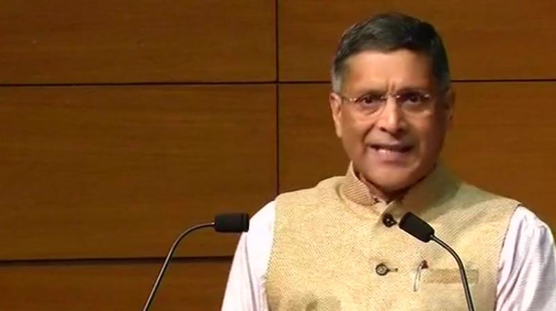 The MoSPI said Subramanian's overestimation of India's GDP growth is primarily based on an analysis of indicators, like electricity consumption, two-wheeler sales, commercial vehicle sales using an econometric model and associated assumptions. (Photo: ANI | File)