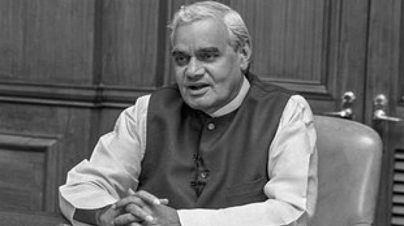 Former Prime Minister Atal Bihari Vajpayee (Photo: File | PTI)