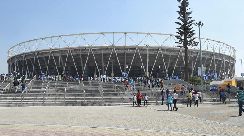 Soon after President Ram Nath Kovind inaugurated the world's largest cricket stadium in Ahmedabad, which will now be known as 'Narendra Modi stadium', social media was flooded with remarks, including by some leaders of the Congress and other opposition parties who alleged that the renaming exercise amounted to an
