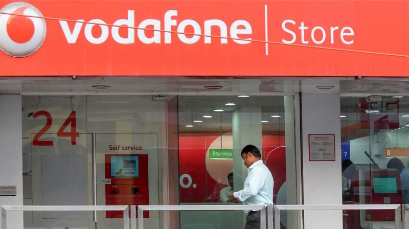 TRAI issues show-cause notice to Vodafone Idea on priority plan. (PTI Photo)