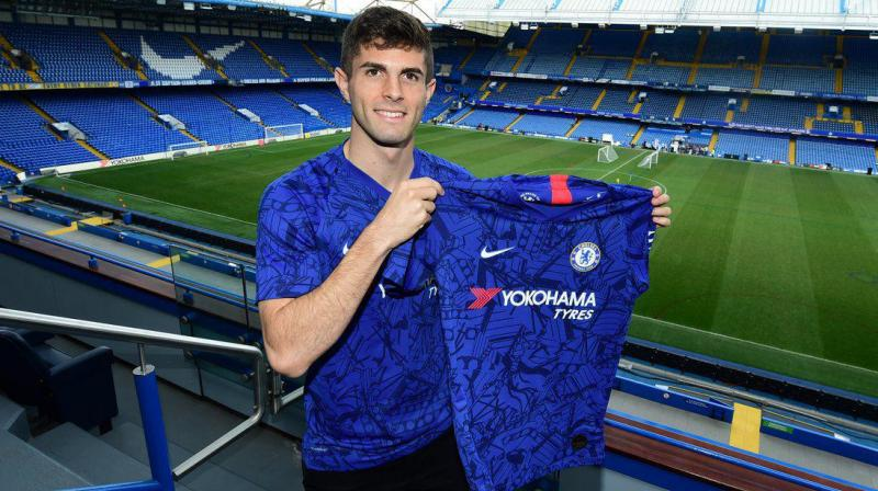 With Hazard, 28, linked by British and Spanish media with a move to Real Madrid in the close season, Pulisic could be asked to fill the void and feels he is ready for the challenge. (Photo: Cristian Pulisic twitter)