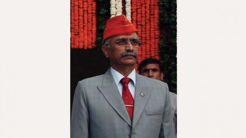 Lt. Gen. Manoj Naravane