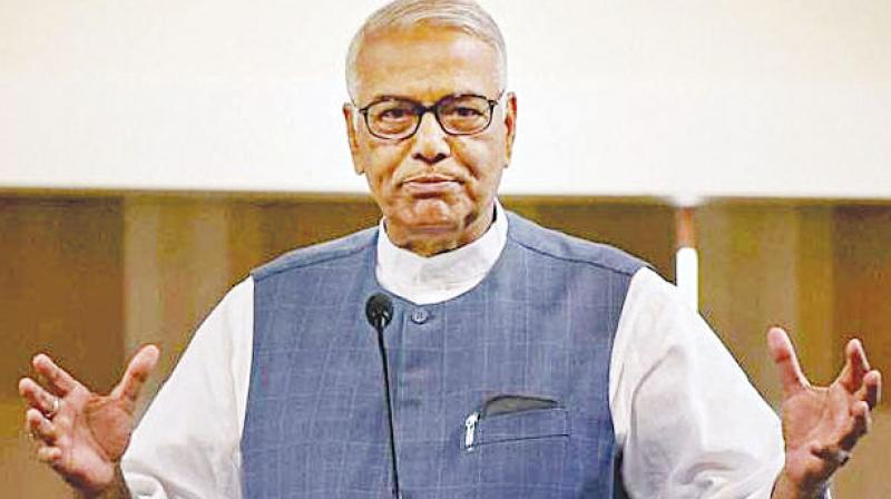 Speaking at a meet-the-press programme in Bhopal, the former Union finance minister also dismissed as a non-issue the controversy over the alleged misuse of INS Viraat by former Prime Minister Rajiv Gandhi. (File)