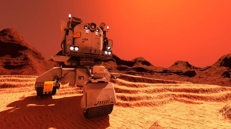 NASA warned it may never hear from Opportunity again. (Photo: Pixabay)