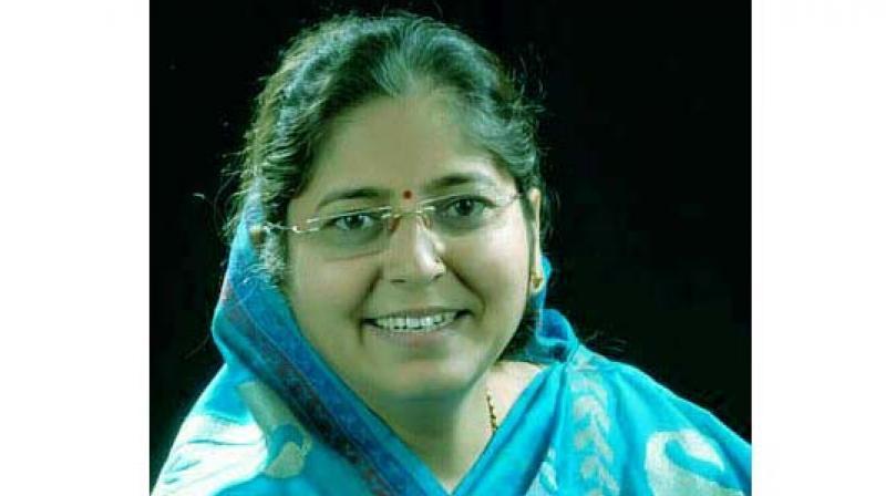 Deepika Sanjay Chavan, NCP MLA