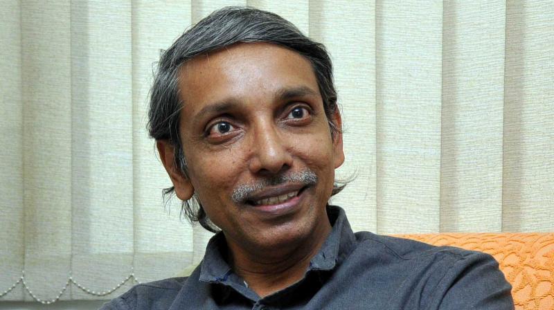 M Jagadesh Kumar