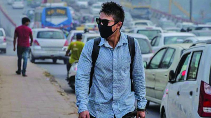 The study noted more than 660 million Indians live in areas that exceed the country's standard for what is considered safe exposure to fine particulate matter (PM2.5). (Representational Image)