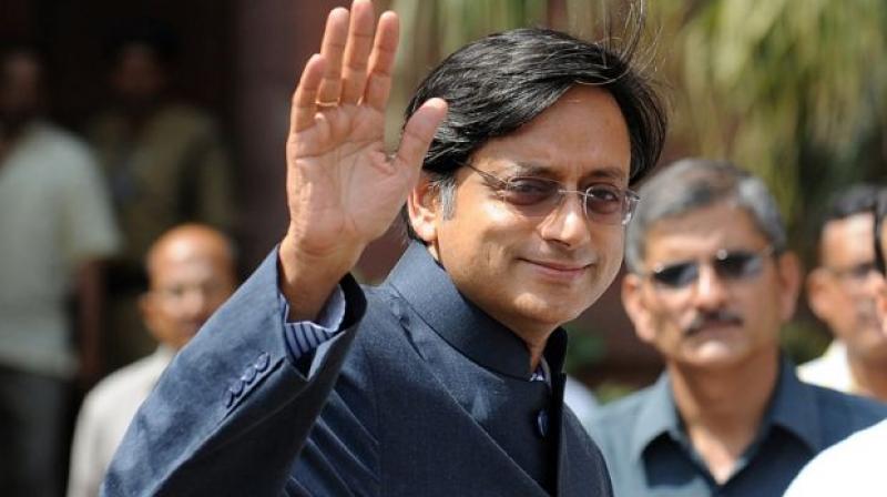Congress MP Shashi Tharoor (Photo: File)