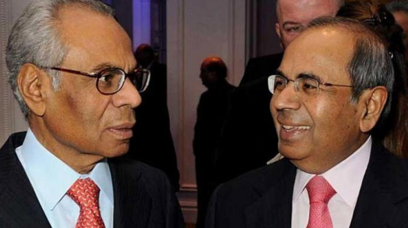 Brothers' wealth saw an increase of £2.5 bn over last year that took their estimated wealth to £19 bn. (Photo: File)
