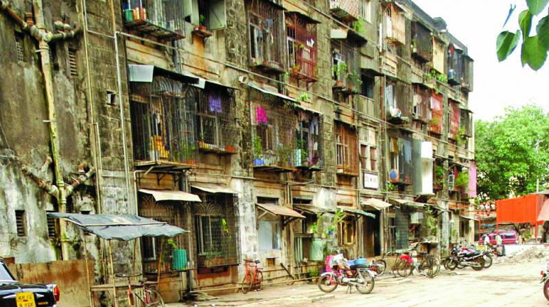 The move is likely to affect lakhs of tenants residing in old buildings of South Mumbai. (Photo: Asian Age)