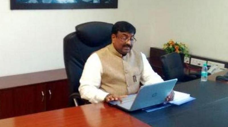 Maharashtra Finance Minister Sudhir Mungantiwar.