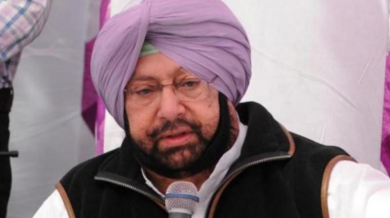 Punjab Chief Minister Amrinder Singh (Photo: PTI)